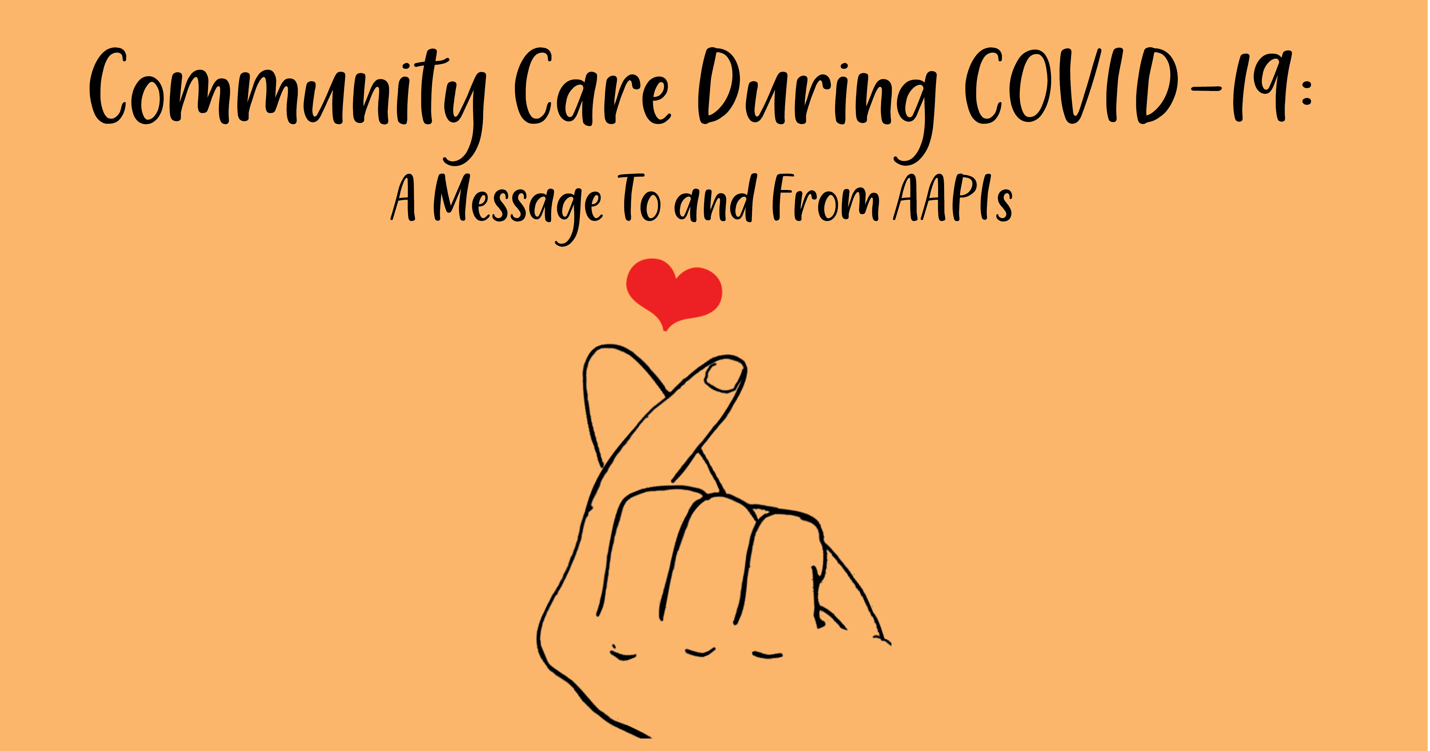 Community Care During COVID-19