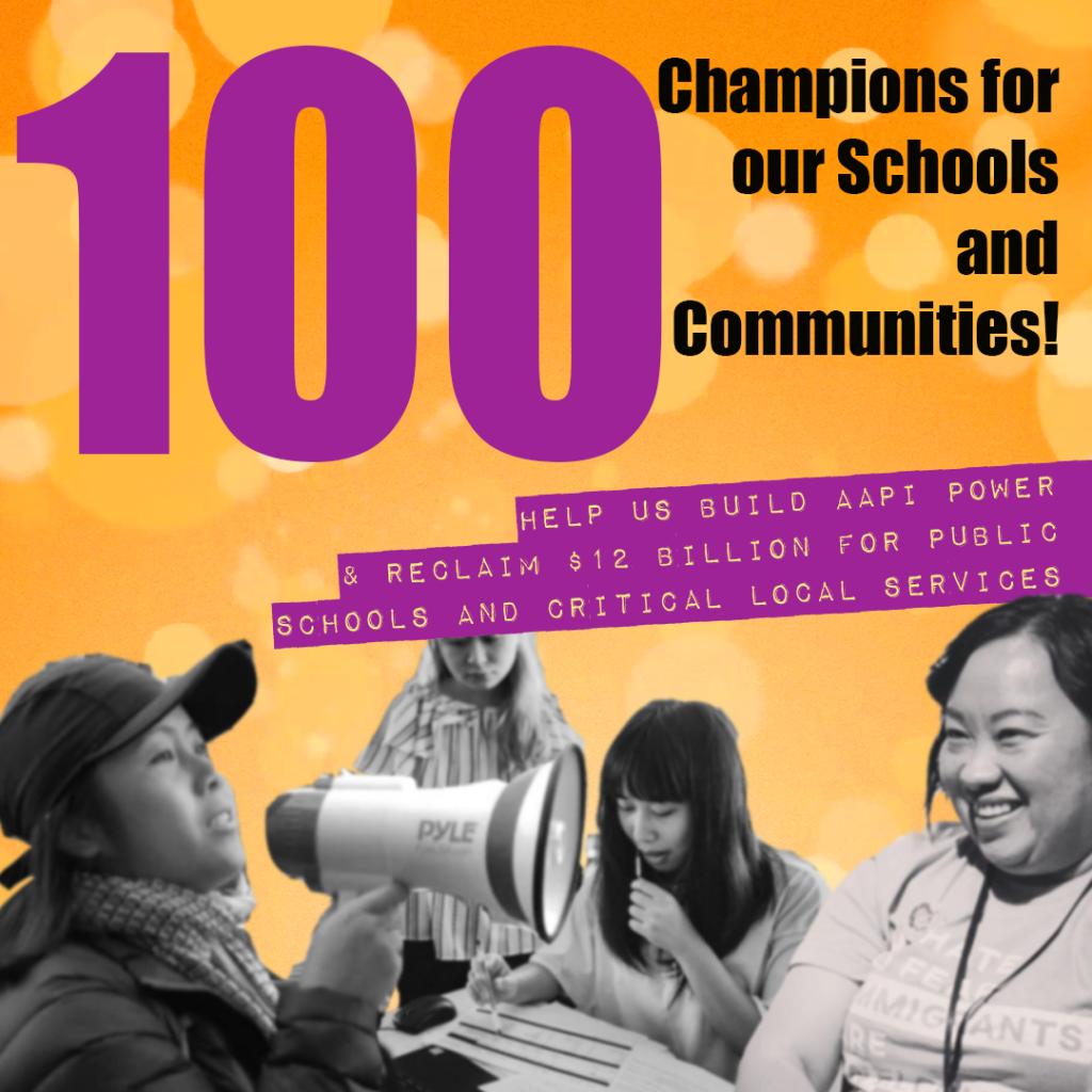 Volunteer With Us: Put Communities Over Corporations