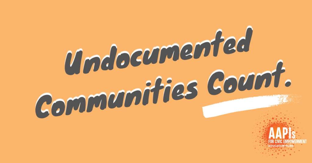 AAPI FORCE-EF Condemns Trump's Memorandum Excluding Undocumented Immigrants from Census Count